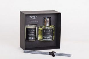 Autumn/Christmas Scented Reed Diffuser & Votive Gift Set
